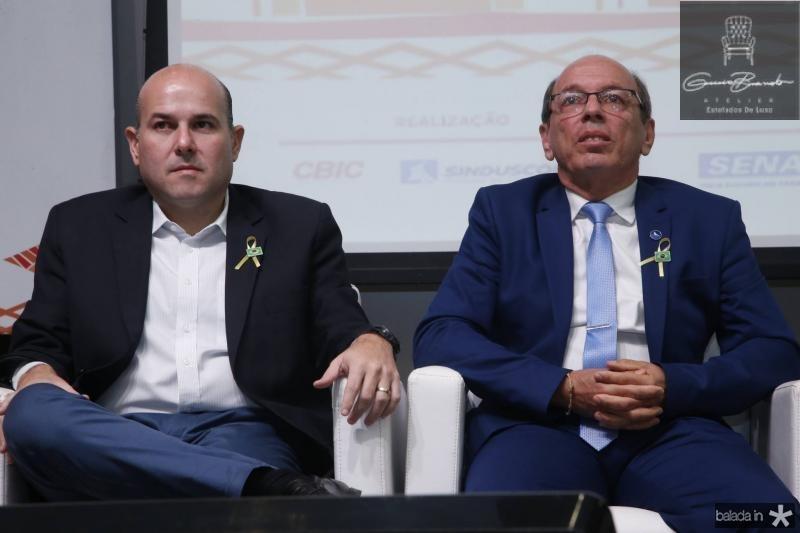 Roberto Claudio e Andre Montenegro