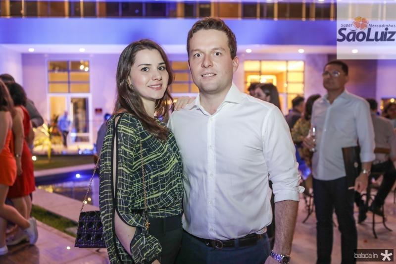 Sarah e Igor Borges