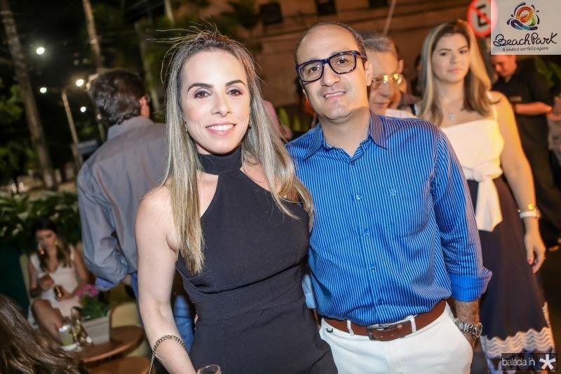 Aline Proença e Alexandre Viana