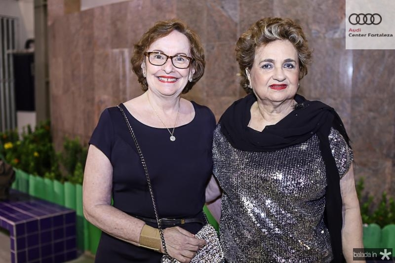 Regina Fiuza e Fernanda Quindere