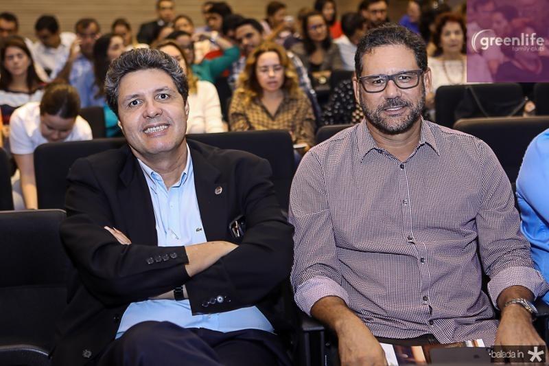 Marcos Oliveira e Marcus Medeiros