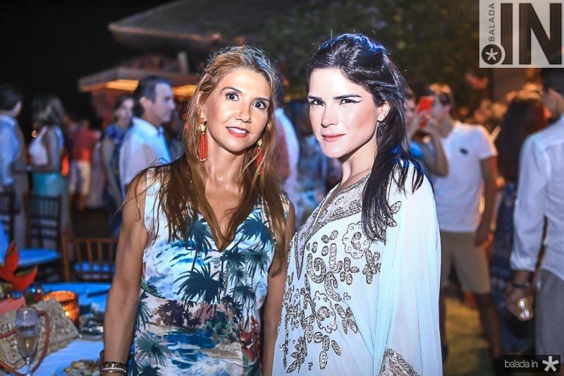 Weyne Moreira e Marilia Vasconcelos
