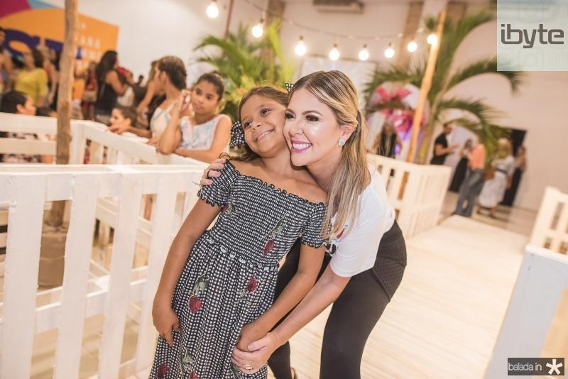 Naiane e Patricia Dias