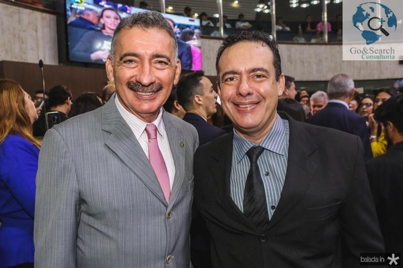 Artur Bruno e Demetrio Andrade
