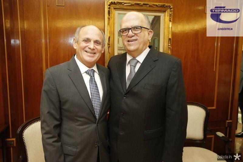 Gladyson Pontes e Fernando Ximenes