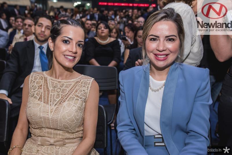 Andrea e Onelia Santana