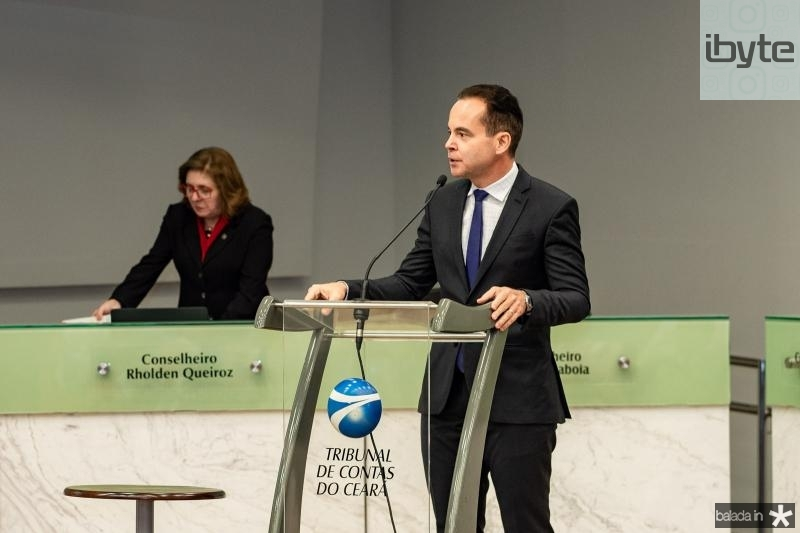Palestra Com o Ministro Luiz Fux (