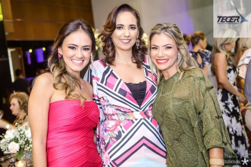 Bia Bezerra, Suzi Ferrer e Vanessa Queiros