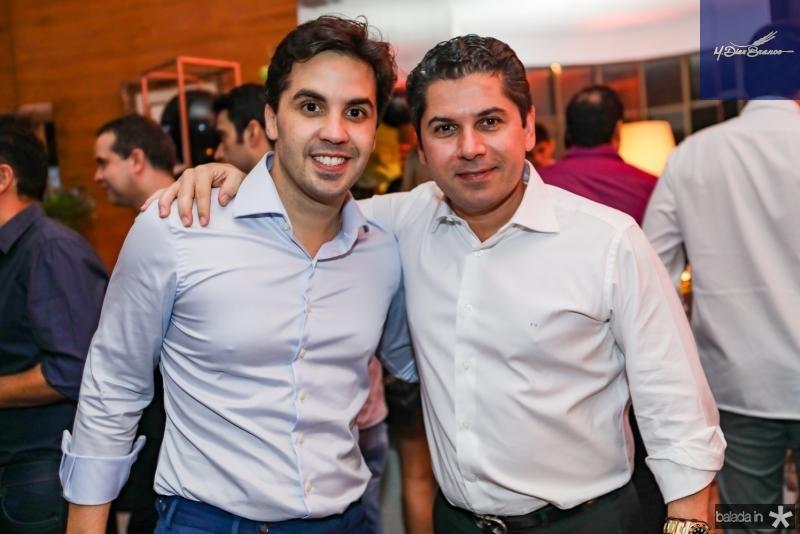 Netinho Bayde e Pompeu Vasconcelos