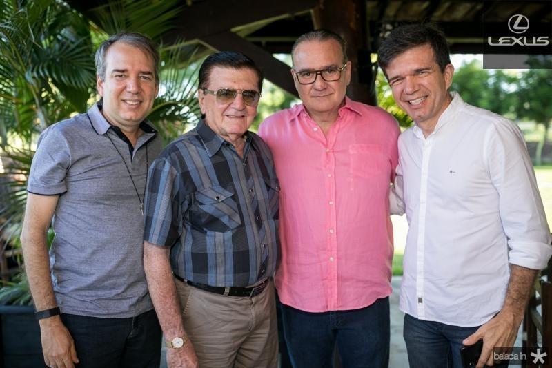 Jose e Eurides Menezes, Chiquinho Feitosa, Waldonys