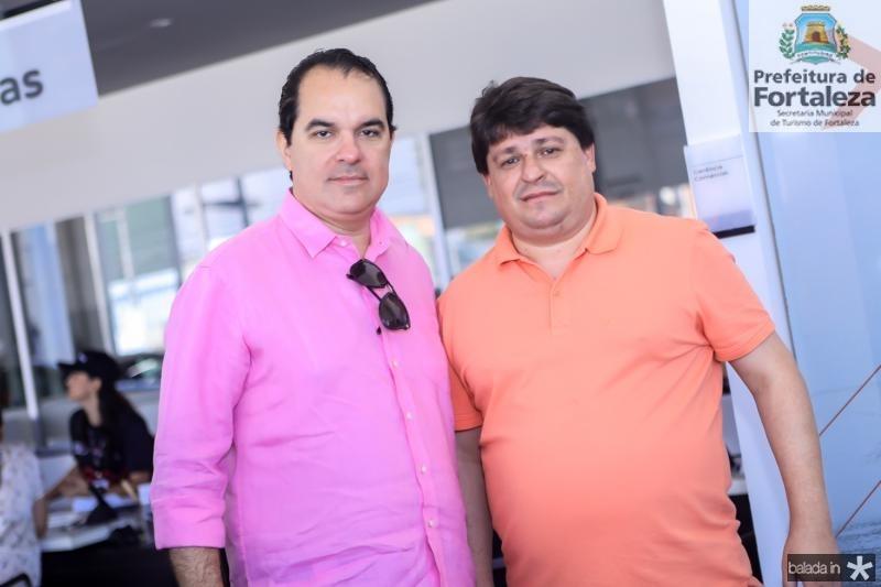 Leo Albuquerque e George Lima