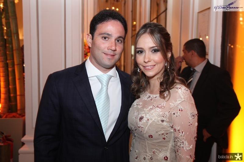 Tiago e Rafaella Asfor