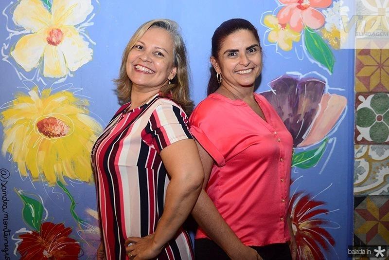 Adriana e  Monica