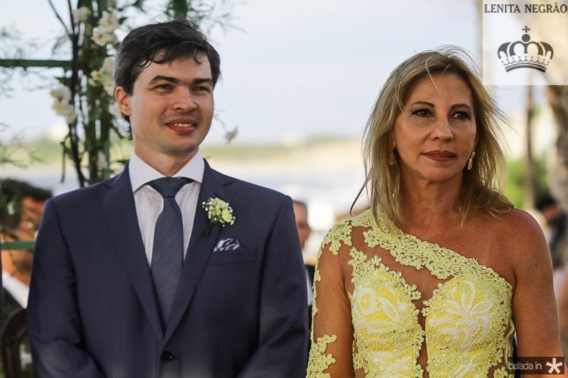 Eduardo e Eveline Pinhei
