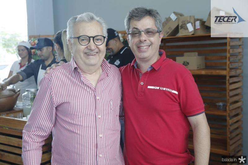 Marconi Viana e Andre Marinho