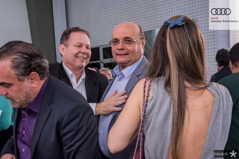Julio Ventura e Fernando Cirino