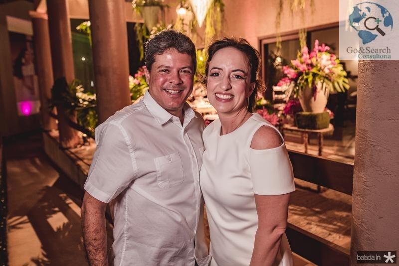 Andre e Juliana Souza
