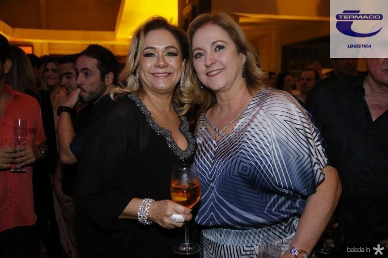Sarinha Philomeno e Marize Castelo Branco