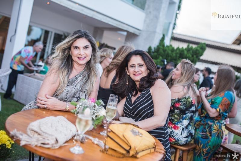 Monica Miranda e Gilvana Benevides