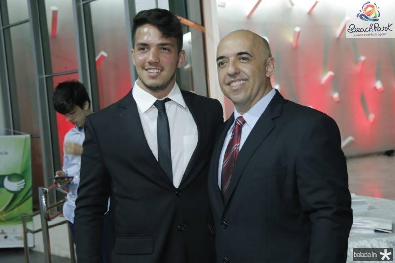 Pedro Frota e Mario Julio