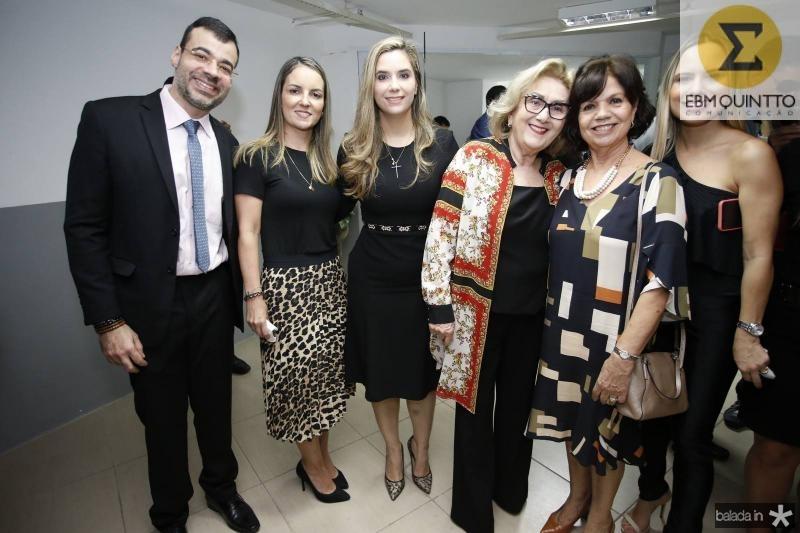 Bona Carvalho, Raquel Vasconcelos, Juliana Albuquerque, Socorro Franca, Candida Torres de Melo e Lohana Rios