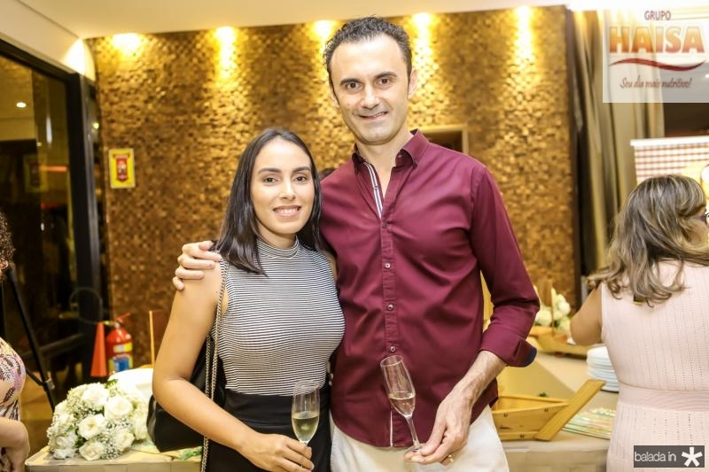 Luiza e Lucca Lunghi