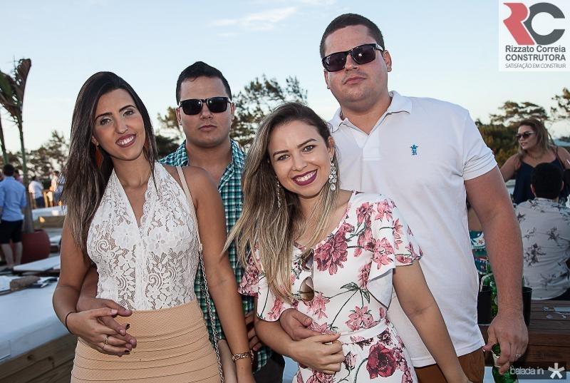 Anne Melo, Julio Simplicio, Thaynara Santos e Flavio Santos