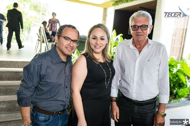 Alan Albuquerque, Giana Albuquerque e Betao