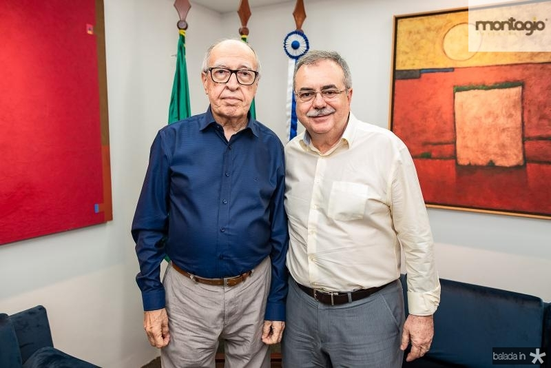 Lucio Alcantara e Assis cavalcante