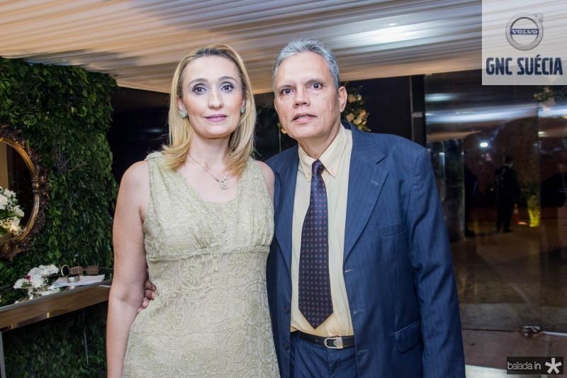 Myrella Abreu e Itamar Abreu