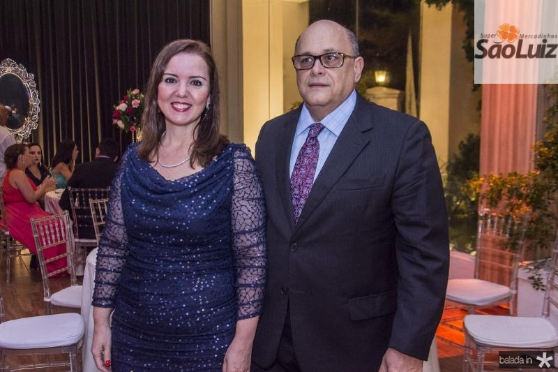 Nicole Barbosa e Francisco Philomeno