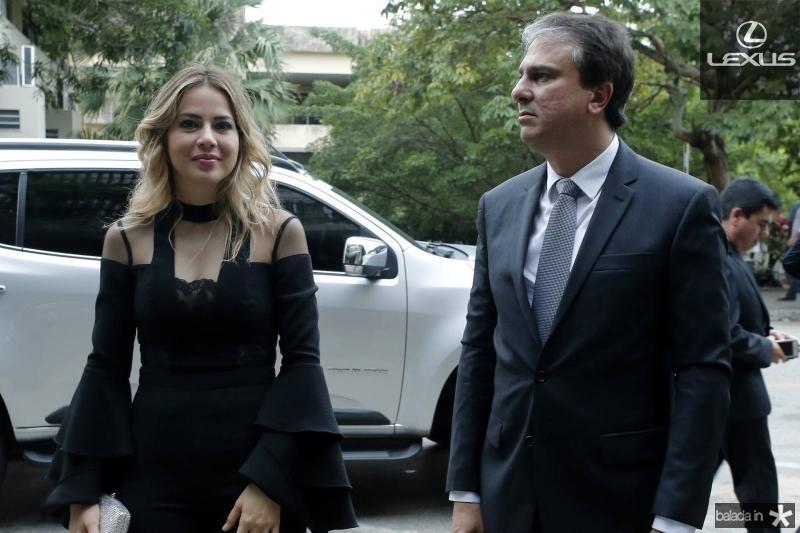 Onelia e Camilo Santana 1