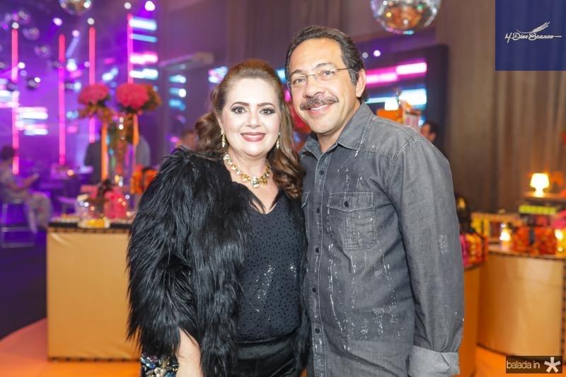 Rosangela e Tadeu Oliveira