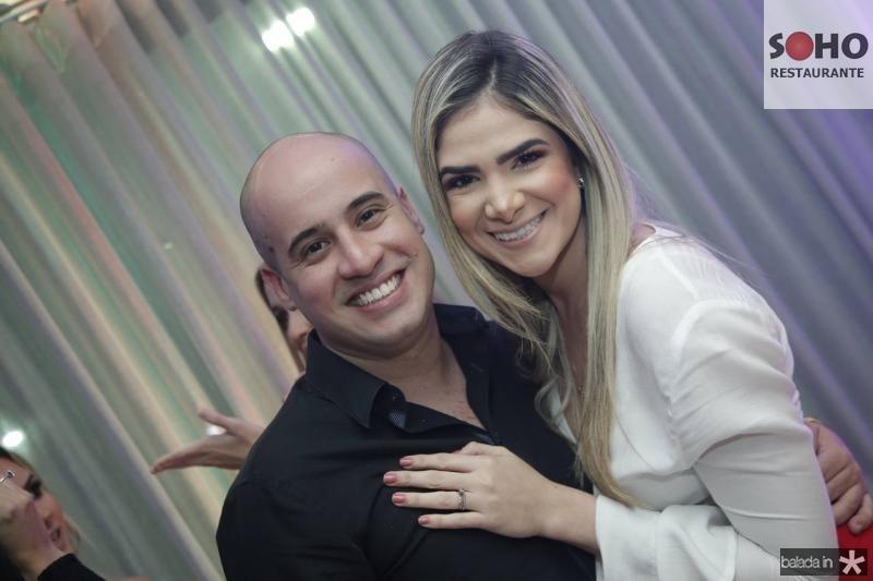 Carlos Henrique e Andressa Macedo 1