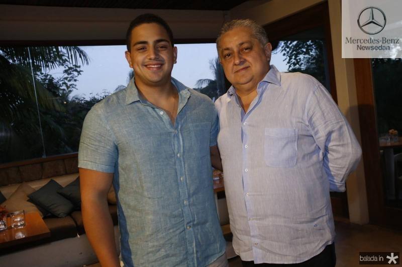 Rafael e Adriano Pinto