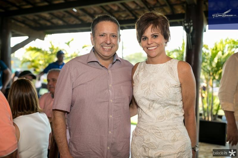 Domingos e Patricia Aguiar