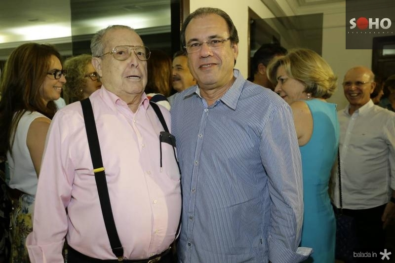 Edson Ventura e Claudio Brasil