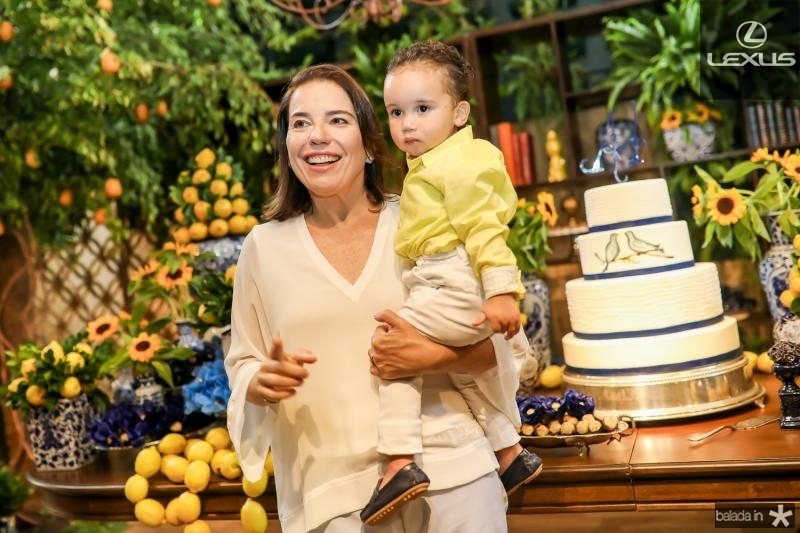 Denise e Bento Bezerra