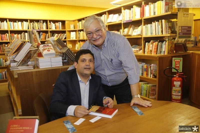 Bruno Queiroz e Arnold Balttar