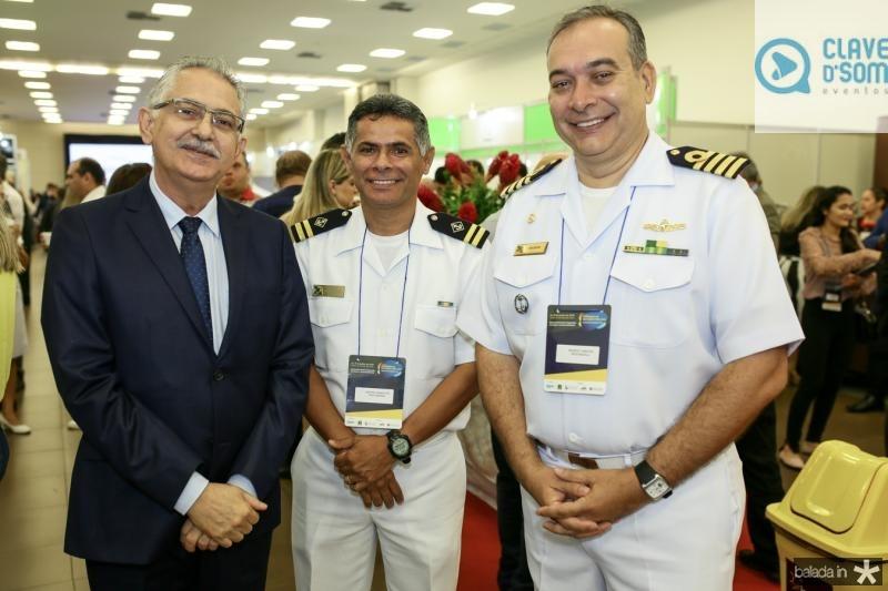 Nilson Diniz, Francisco Horizonte e Madson Cardoso