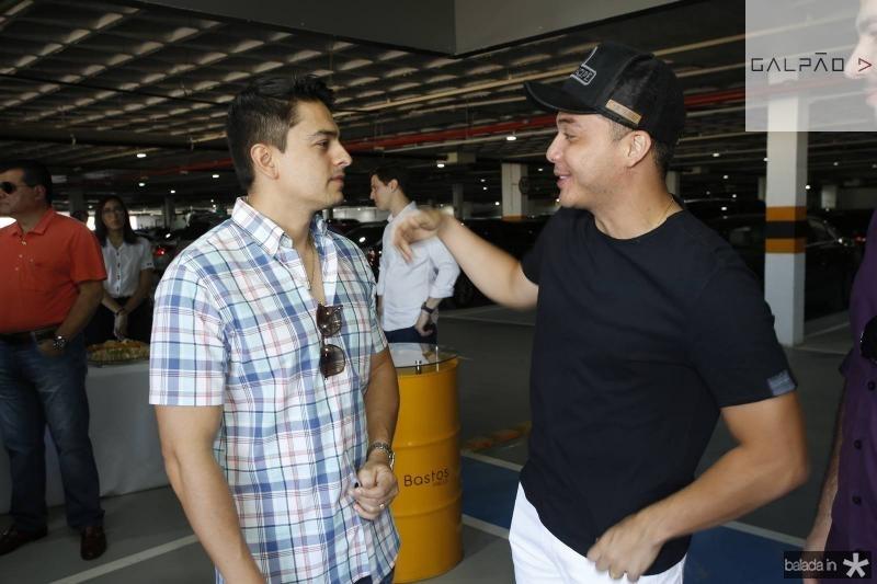Fabricio Vasconcelos e Wesley Safadao