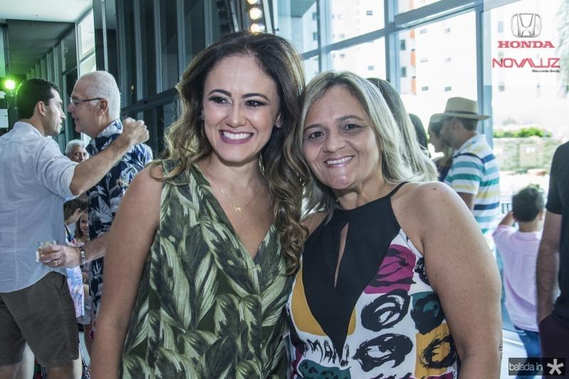 Bia Bezerra e Luciana Gadelha