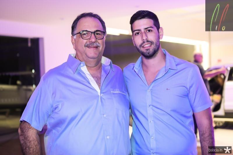 Jorge e Eduardo Romcy