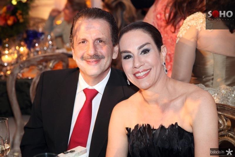 Pedro e Cristine Ary