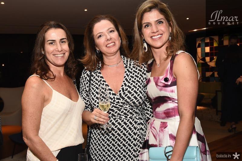 Gigi Pires, Karina Guarita e Iza Francez