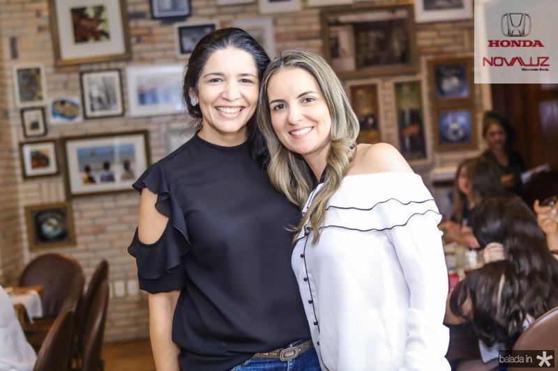 Manuela Rosa e Raquel Vasconcelos