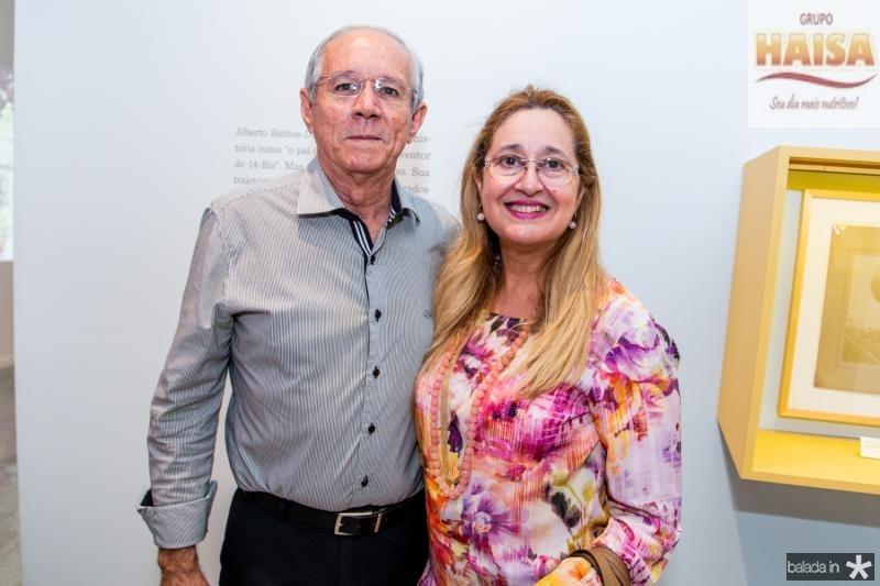 Coronel Caracas e Solange caracas