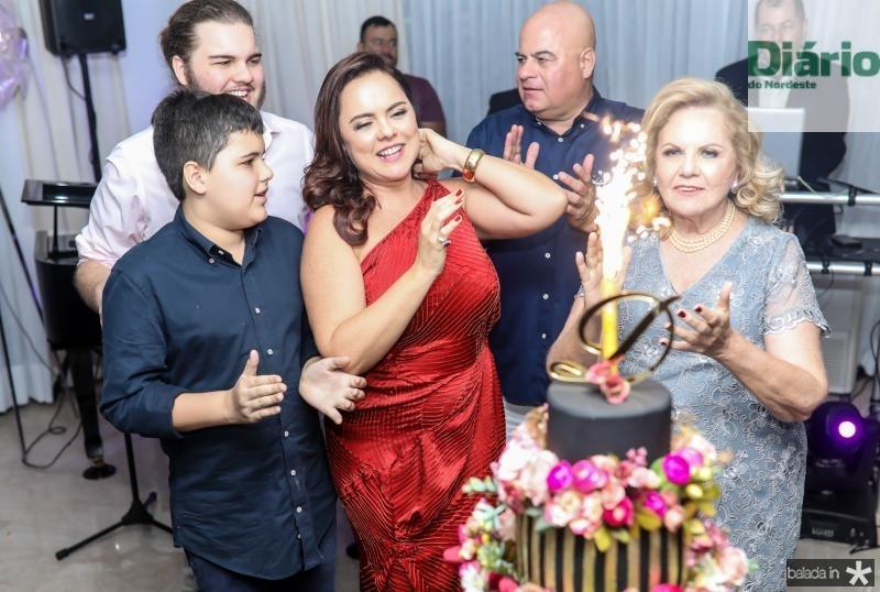 Parabens a Denise Cavalcante