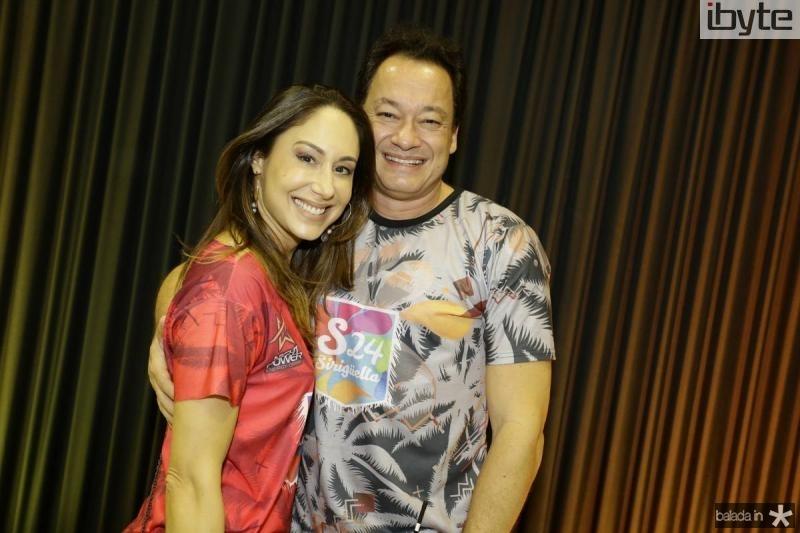 Larissa e Pedro Coelho Neto