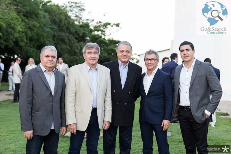Ricardo Mendes, Miguel Figueiredo, Daniel Figueiredo, Jose? Neto, Paulo Holanda Filho